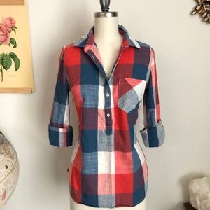 Women's Favorite Plaid Shirt